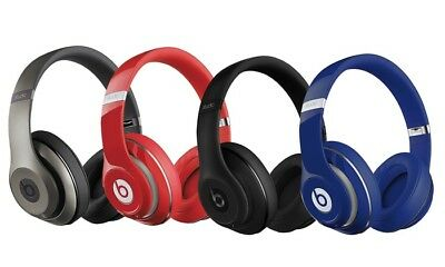 Apple Beats by Dr. Dre Studio 2 2.0 Over-Ear WIRED Noise Canceling Headphones