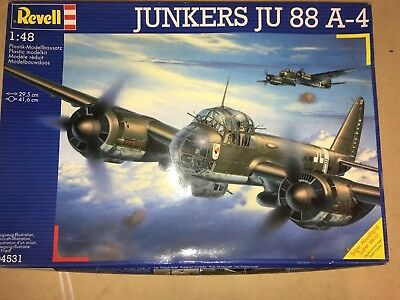 Revell 1:48 Junkers JU 88 A-4