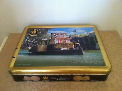 Mac's Biscuit Tin Paddle Steamer EMMYLOU, Echuca Victoria Best before 02 Jun 07