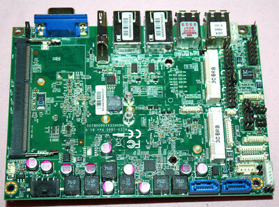 KEEX-1660 Industrial Embedded SBC with Intel® Atom™ Processor D2550....