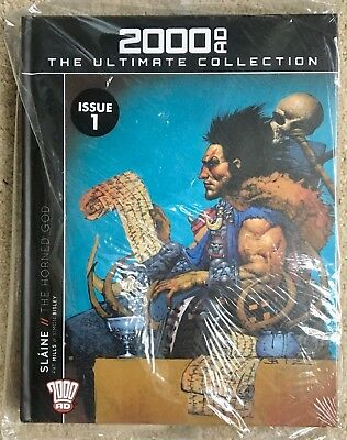 Sláine: The Horned God - 2000 AD The Ultimate Collection Issue 1 Vol 32