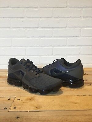 Nike Air Vapormax R Men's Running Shoes Midnight Fog Navy Blue AJ4469-002