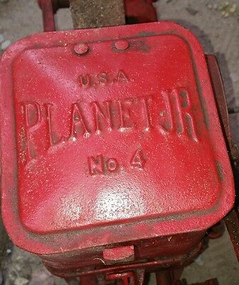 Planet Jr. No. 4 Seeder