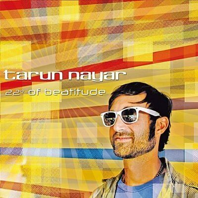 Tarun Nayar-22? of Beatitude (US IMPORT) CD NEW