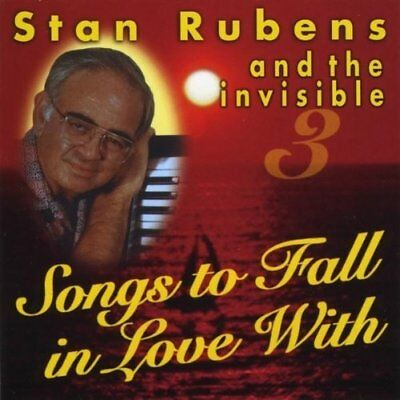 Stan Rubens and The Invisib...-Songs to Fall In Love With (US IMPORT) CD NEW
