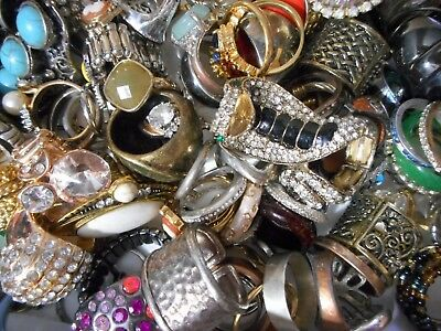 Vintage to Now All Rings Lot lot#2649