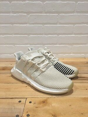 Adidas EQT Support 93/17 Off White Cream Boost Shoes [BZ0586] Men's Size 8.5