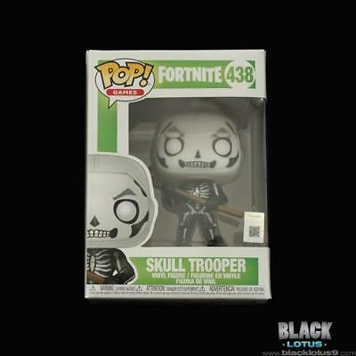 Funko Pop! Skull Trooper Fortnite Epic Games IN STOCK 438