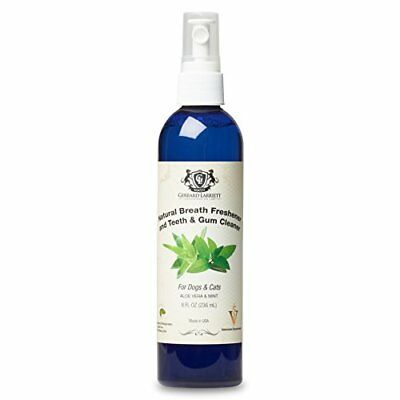 Aromatherapy Best Natural Breath Freshner with Teeth and Gum Cleaner for Dogs -