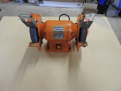 Bodygrind 150mm 240v Bench Grinder Model PBG6