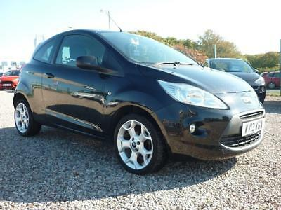 Ford KA 1.25 ZETEC - One owner - Service history - £30 Road tax