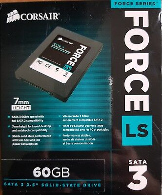 Corsair Force Series LS - Solid-State-Disk - 60 GB SSD SATA