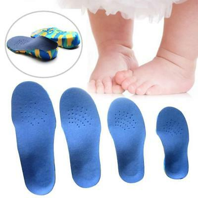 Kids Orthopedic Insoles Shoes Flat Foot Arch Support Orthotic Pad Correction