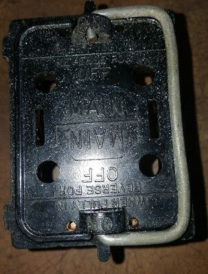 Murray 60Amp Fuse Main Pullout
