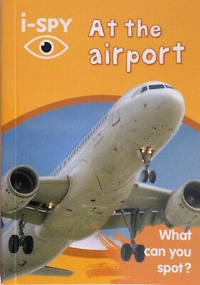 i-SPY At the airport: What can you spot? (Collins Michelin i-SPY Guides) New