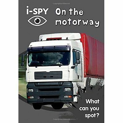 i-SPY On the motorway: What can you spot? (Collins Michelin i-SPY Guides) NEW