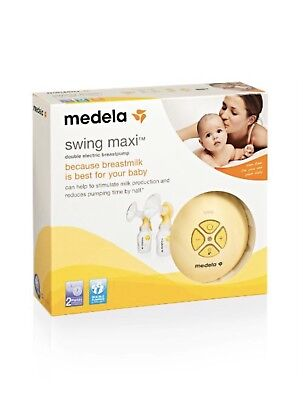 Brand New Medela Swing Maxi Double Electric Breast Pump