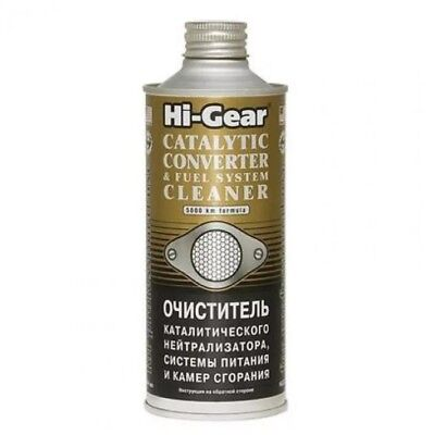HI-GEAR CATALYTIC CONVERTER & FUEL SYSTEM CLEANER  444ml