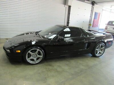 1991 NSX Coupe 1991 Acura NSX Coupe 127,928 Miles Black  3.0L V6 DOHC 24V Manual
