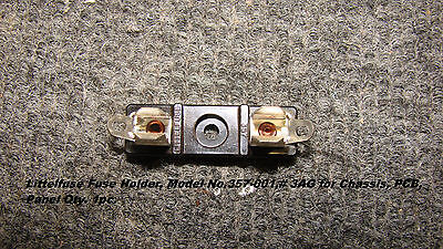 NEW Littelfuse Fuse Holder, Model No.357 ,# 3AG for Chassis, PCB, Panel Qty. 1pc