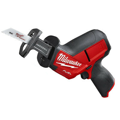 Milwaukee 12V Fuel M12 Brsuhless Hackzall Reciprocating Saw - AU STOCK