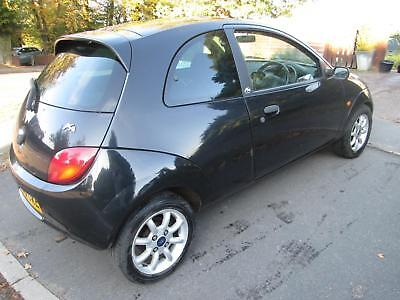 Ford Ka My Zetec Top Spec Leather History