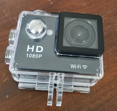 GEEKPRO 4.0 HD 1080P Action Camera 12MP Sports Video WIFI
