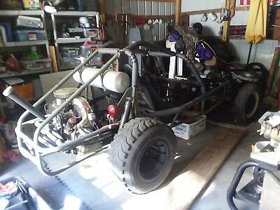 VW SANDRAIL DUNE Buggy with Chenowth Frame and Freshly Rebuilt 1600 cc  Engine