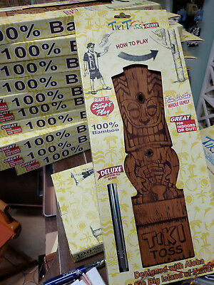 Tiki Toss Deluxe Brad Parker Edition