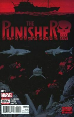 Marvel Comics Punisher #11 2017 NM