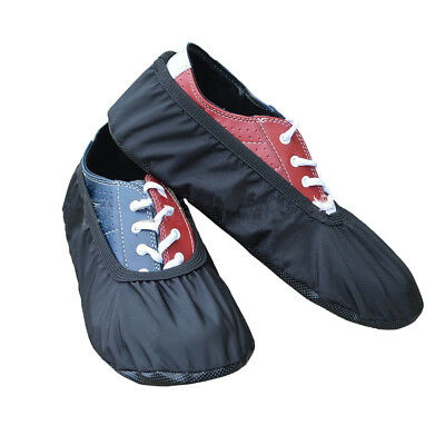 1Pair Bowling Shoe Cover Wear-resistant Sports Bedroom Outdoor Indoor Shoe Cover