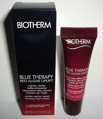 (149,90€/100ml) BIOTHERM Blue Therapy Red Algae Uplift Anti Aging Creme Cream 10