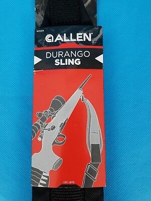 Lot of 2 Rifle Sling-Allen Durango Nylon Padded Shoulder Strap 83332A  New