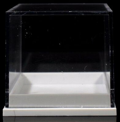 Qty 16 - Thumbnail (1.25 in) Perky Mineral Rock Fossil Polystyrene Display Boxes