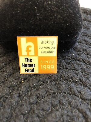 Home Depot Homer Fund Pin Since 1999
