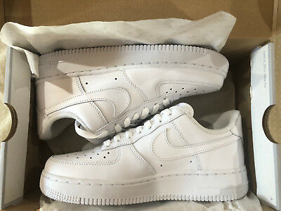 b335c992bc7b6 [NEW] Wmns Nike Air Force 1 07 Whiteout Womens Shoes AF1 Sneakers 315115-