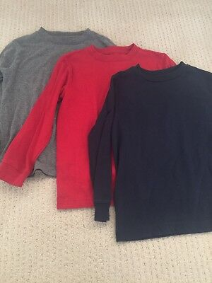 Lot of 3 Boys Old Navy Shirts Size Xs (5)