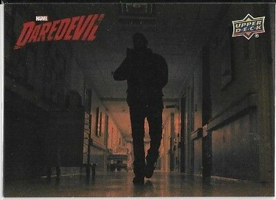 Unfinished Business Red Tint Parallel #61 - Daredevil Seasons 1 & 2 2018