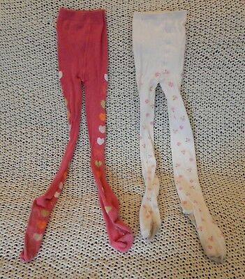 8-10 Gymboree Tights Lot