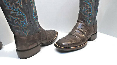 5a2ae18216c Lucchese american alligator boots