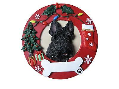 Scottie Personalized Christmas Ornament