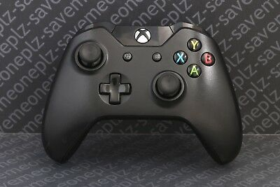 Microsoft Xbox One Controller Wireless Gamepad Model 1697 - No Battery Cover!