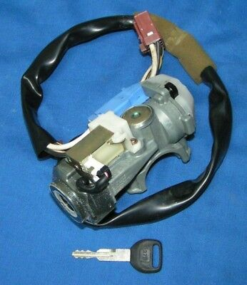 1994-1997 honda accord ignition with key & wiring harness for auto trans  cars