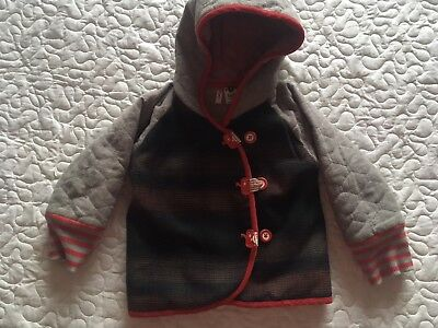 Oishi M Size 2-3 Jacket with hood.