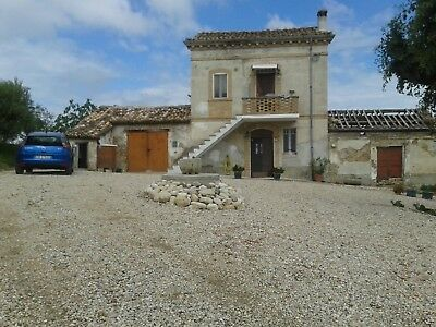 RENT TO BUY: Coastal House & Land in Italy