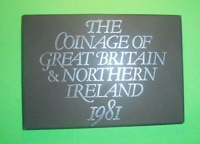 Great Britain & Northern Ireland Proof 6 Coin Set