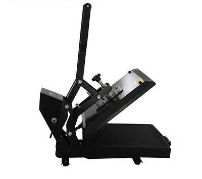 "Promo Heat 15"" x 15"" Sublimation Heat Transfer Press Machine Clamshell"