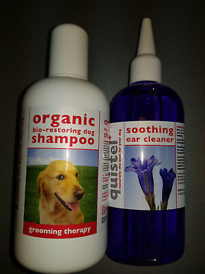 Quistel's Soothing Ear Cleaner 150 ml PLUS FREE 250ML SHAMPOO