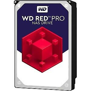 "Western Digital Red 4tb Pro Nas 256mb Cache 3.5"" 7200rpm Sata3 6gb/s (wd4003ffbx"