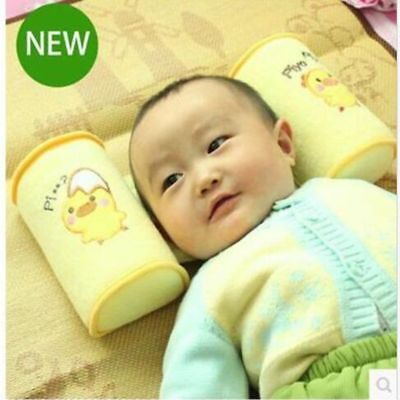 Infant Newborn Toddler Baby Soft Bedding Head Support Cushion Cotton pillow64444